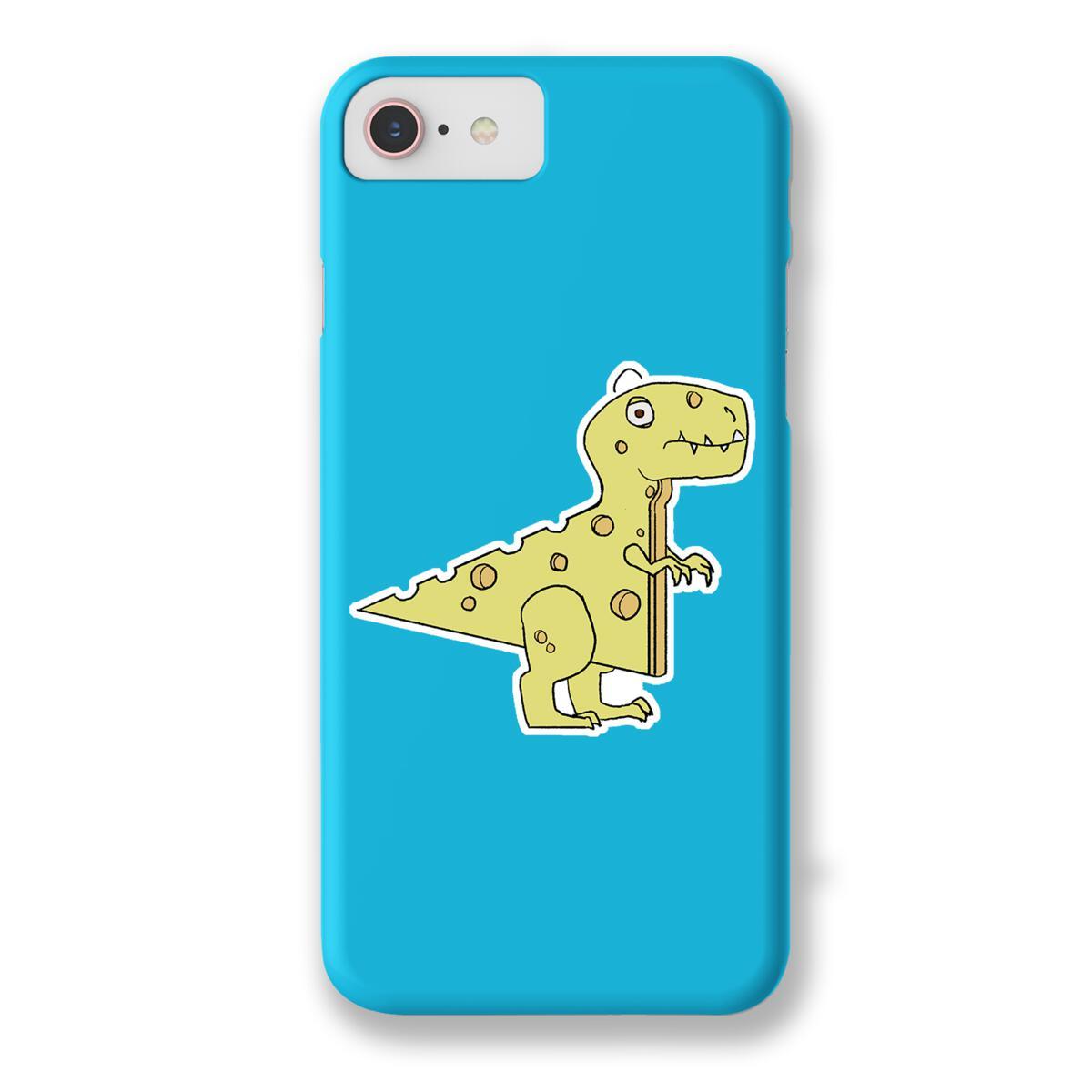 Cheeseosaurus Rex Sticker Featured